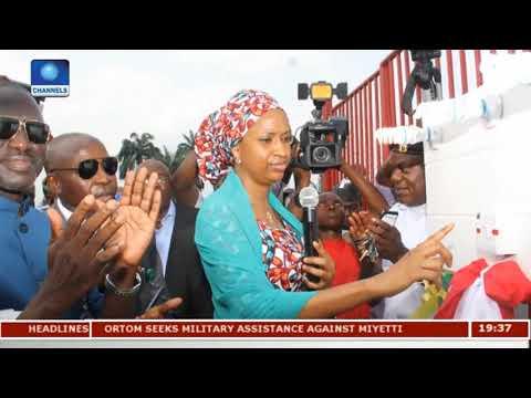 Hadiza Bala Usman - Nigerian Ports Authority MD Speaks on The Operations of NPA and Politics