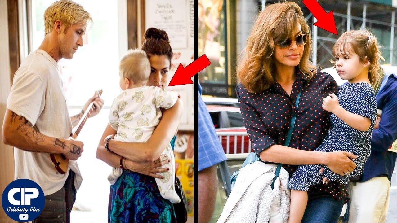 Ryan Gosling's Daughters 2017   Amada Lee Gosling ...