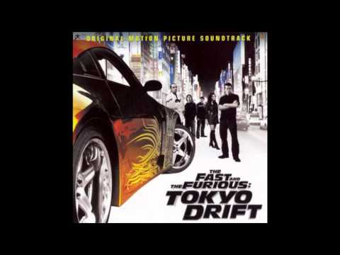 ENTIRE TOKYO DRIFT SOUDTRACK [The Fast and Furious Tokyo Drift] poster