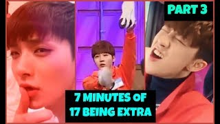 😂Another 7 Minutes Of Seventeen Being Extra (3)😂