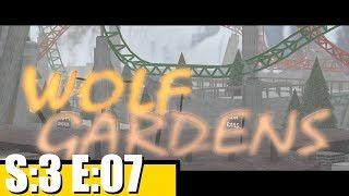 WOLF GARDENS Part 2 | ROBLOX Timelapse #3