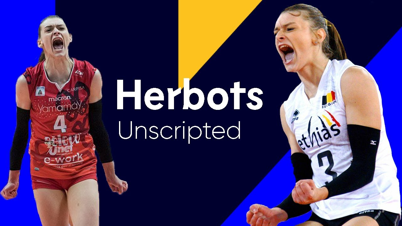 Chatting with Britt Herbots (& Mats) about Volleyball, moving to Italy & future dreams | Uns