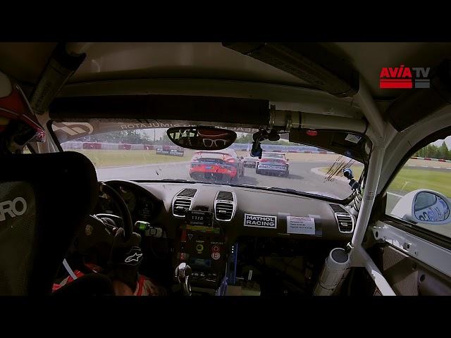 24h Nürburgring  2018 - Onboard Porsche Cayman GT4