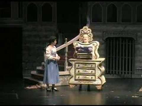 Superbe Beauty U0026 The Beast   Belle, Wardrobe, U0026 Potts   YouTube