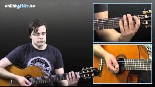 Lær deg Linus i Svingen på gitar