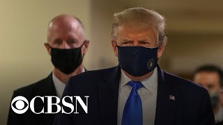 Trump takes aim at Dr. Fauci as coronavirus cases surge nationwide
