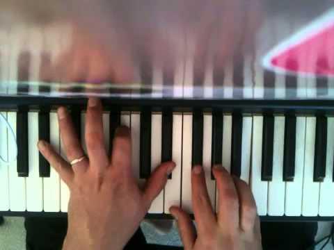 Healer Piano Tutorial Youtube