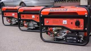 Генераторы AGE 2500, 3500, 3500D – электричество в любом месте.(Бензиновые генераторы AGE 2500, AGE 3500 и AGE 3500 D предназначены для аварийного энергоснабжения дач, гаражей и пр...., 2014-09-09T07:42:38.000Z)