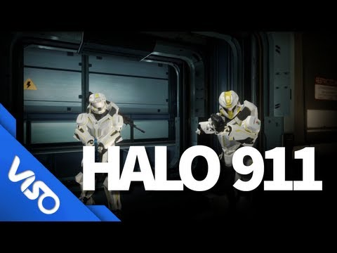 Halo 911 - Selling Alcohol To Children! (Reno 911 Parody) #7 - Directors Series