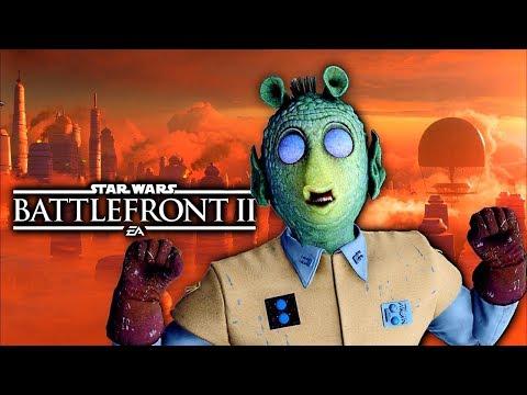 Star Wars Battlefront 2 - Funny Moments #11
