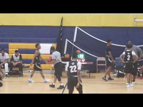 All City Elite 8th gr (wink) vs Baltimore Unitied 8th 5-29-2016