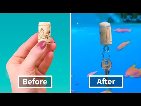 20 Simple Wine Cork Life Hacks By Crafty Panda