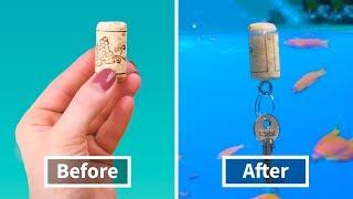 20 Simple Wine Cork Life Hacks By Crafty Panda