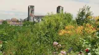 La Romieu  et les jardins de Coursiana
