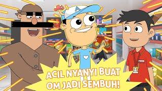 ACIL NANYI BUAT OM JADI SEMBUH! - DALANG PELO