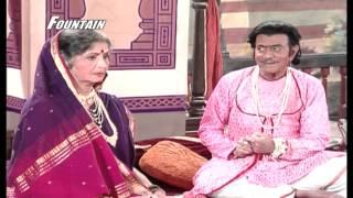 Sakhya Sajna Rey Lavili Kashi Majhya - Sangeet Honaji Bala | Marathi Sangeet Natak Songs