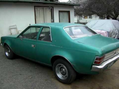 1970 AMC Hornet SST - YouTube