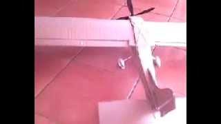 Aeromodelo de Papelão ( R/C Cardboard ) - Terry Gonçalves