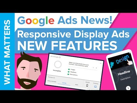Responsive Display Ads Explained! - Google Ads Tutorial 2019