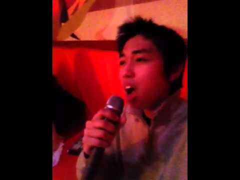 karaoke on Valentines Day double date singing random song l