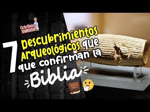 DESCUBRIMIENTOS ARQUEOLÓGICOS QUE CONFIRMAN LA BIBLIA
