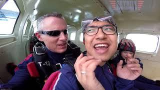 vuclip Abudula Alafati's Tandem skydive!