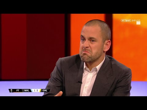 Would you rather join Chelsea or Arsenal? Joe Cole thinks its obvious!