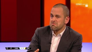 Would you rather join Chelsea or Arsenal? Joe Cole thinks it's obvious!