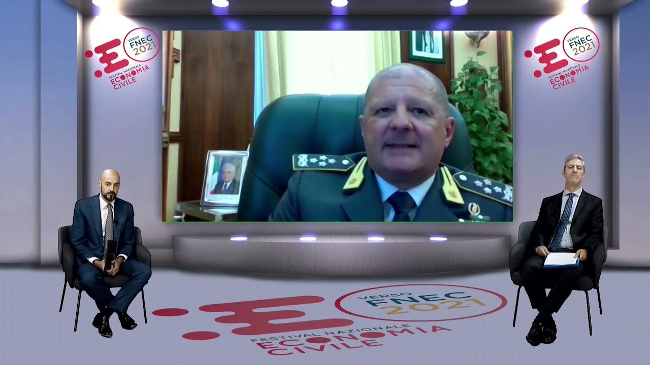 FNEC21: intervista a Giuseppe Zafarana