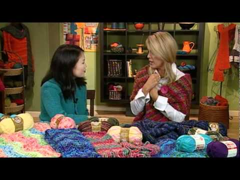 Knitting Daily TV How-To With Deborah Norville, From Episode 702
