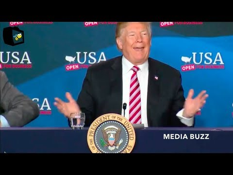 Trump Hosts Florida Small Businesses Roundtable On Tax Cuts 4/16/18