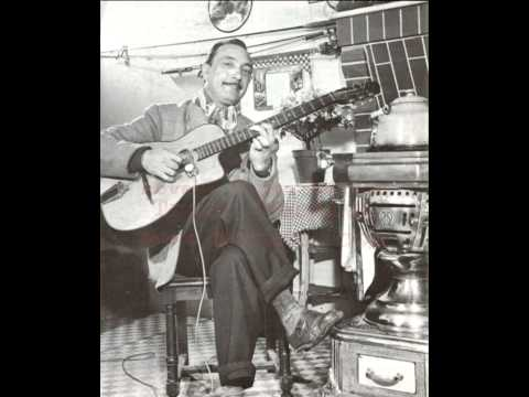 Django Reinhardt Live! ' I cant give you anything but love'.