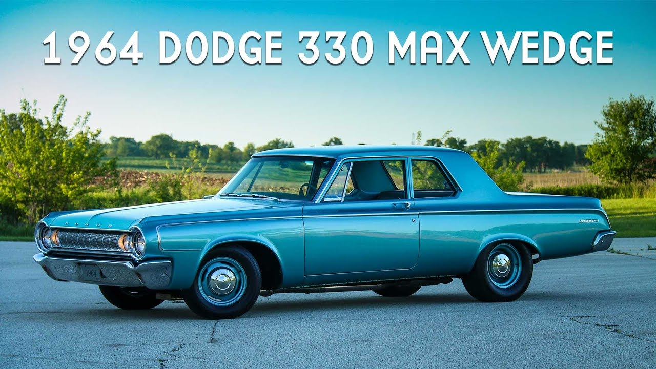 1964 Dodge 330 MAX WEDGE - For Sale by Custom Classics - UPDATE SOLD ...