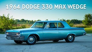 1964 Dodge 330 MAX WEDGE - For Sale by Custom Classics - UPDATE SOLD.