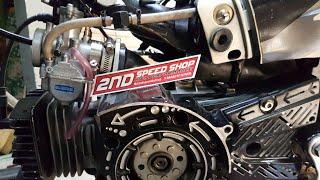REVIEW PWK 28 SUDCO SUPER COPY MOTOR F1Z R MAGNET YZ