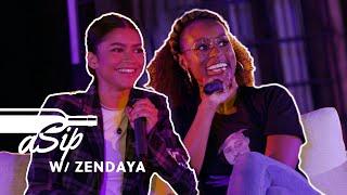 A Sip With Zendaya