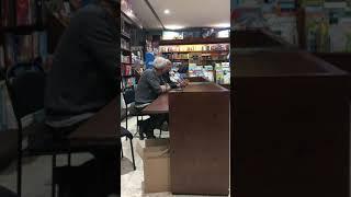 """Gino Castaldo parla de """"I membri della redazione"""""""
