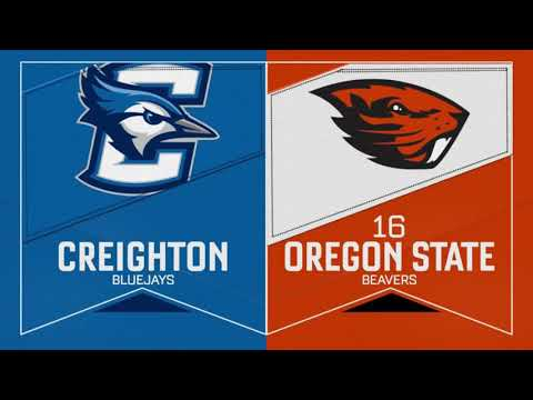 2019 NCAA Corvallis Regional Game 3: Creighton Vs Oregon State Full Highlights