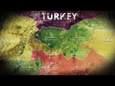 What will the Future of Kurds be with Turkish 'Olive Branch' in Afrin