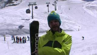 Slopeside Ski Review - Salomon X-Drive 8.0 FS 2014/15