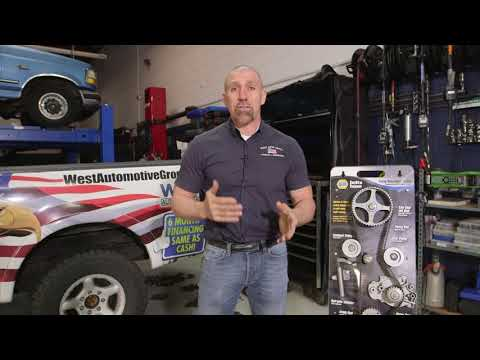 Timing Belts | When Should They be Serviced?
