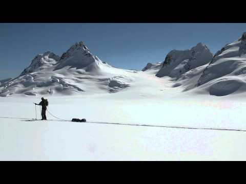 Alsek Range Traverse, Alaska and British Columbia