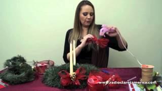 Como hacer una CORONA de ADVIENTO y su significado - Advent ...