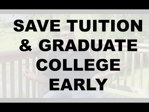 How to Save Tuition Money and Graduate Early from College | That Indian Guy