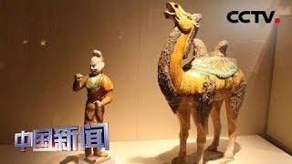 [中国新闻] 多国文物精品 见证文化交流 | CCTV中文国际