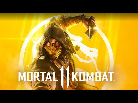 МОРТАЛ КОМБАТ 11 ПОКАЗ СТРИМ / MORTAL KOMBAT 11 REVEAL STREAM