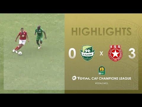 FC Platinum 0-3 Etoile Du Sahel | HIGHLIGHTS | Match Day 2 | TotalCAFCL