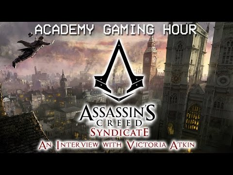 Academy Gaming Hour w/ Victoria Atkin (Assassin
