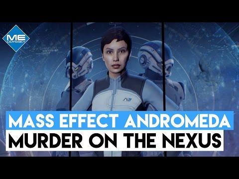 Murder on the Nexus - Mass Effect Andromeda Theory