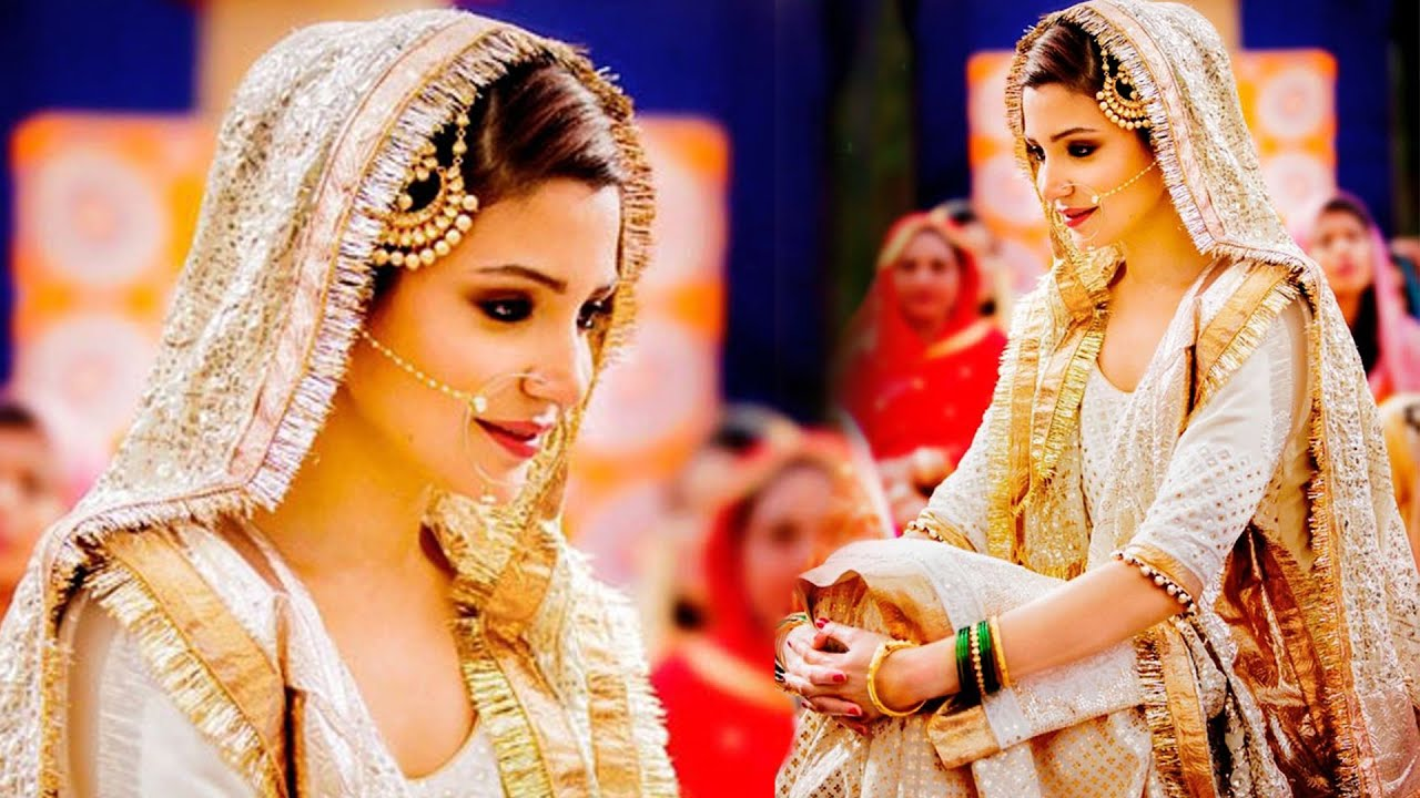 Sultan aarfa wedding anushka sharma 39 s bride look revealed - Anushka sharma sultan images ...